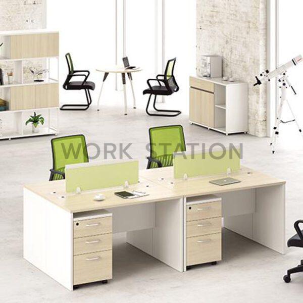 โต๊ะทำงานหลายที่นั้ง