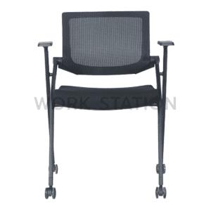 เก้าอี้เลคเชอร์ สีดำ