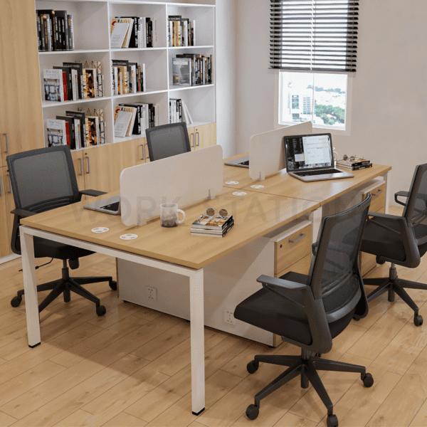 โต๊ะทำงาน 2 ที่นั่ง