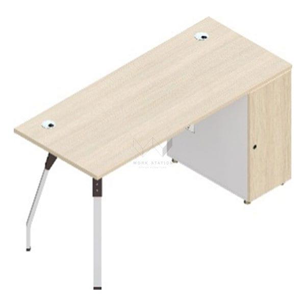 โต๊ะทำงาน โต๊ะขาโปร่ง
