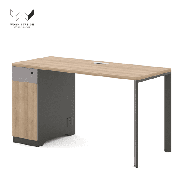 โต๊ะทำงาน พร้อมตู้เอกสาร ACKER Office Desk