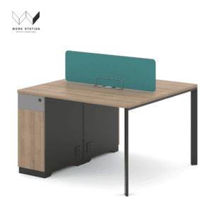 WORK STATION OFFICE ชุดโต๊ะทำงาน รุ่น 26FKH221