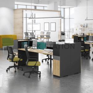 WORK STATION OFFICE โต๊ะทำงาน