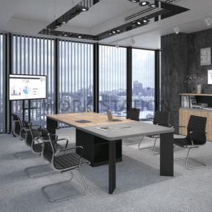 WORK STATION OFFICE โต๊ะประชุม 3 เมตร