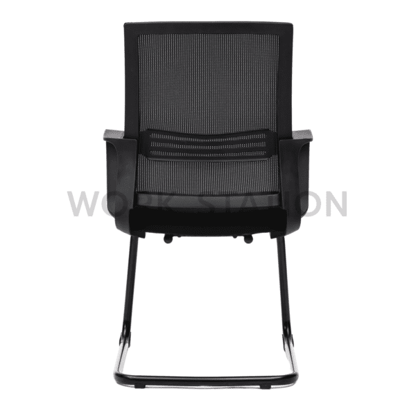 เก้าอี้สำนักงานสีดำ รุ่น 191C