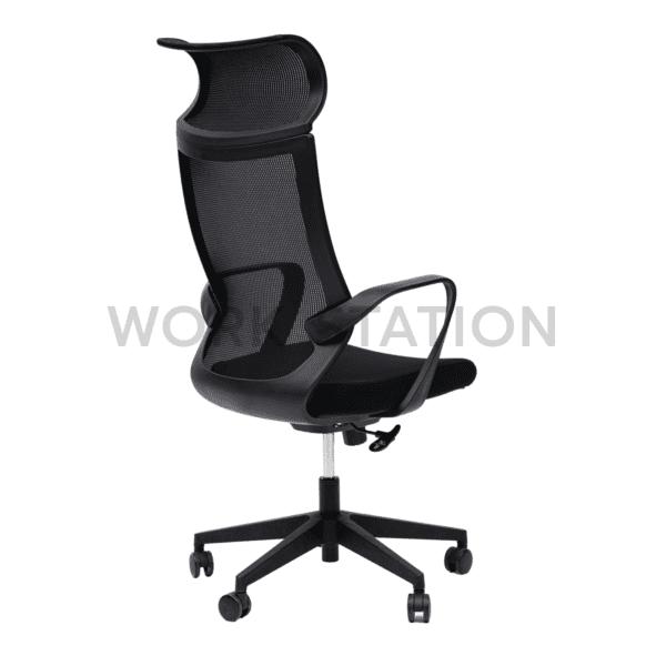 เก้าอี้สำนักงาน สีดำ รุ่น 193A
