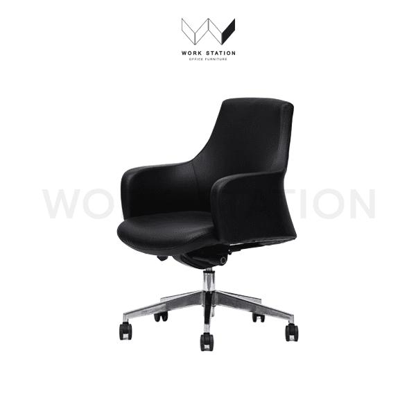 เก้าอี้สำนักงาน เก้าอี้ทรงโค้ง