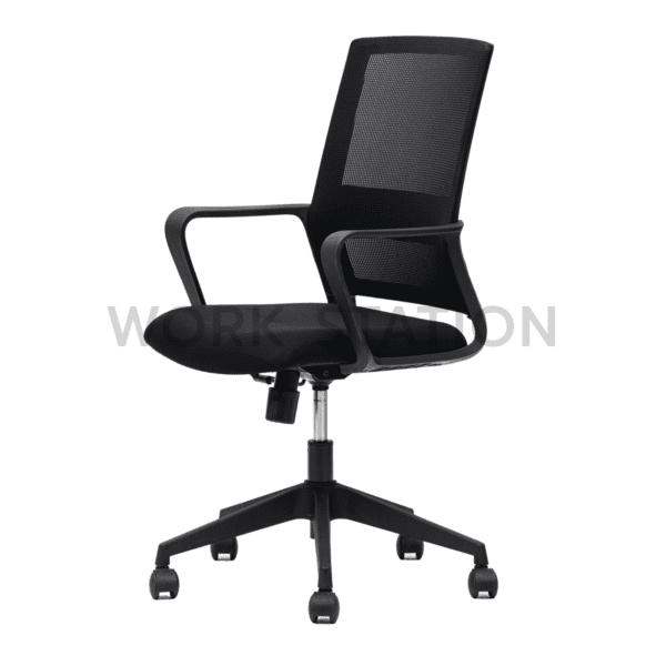 เก้าอี้สำนักงานสัดำ รุ่น 219B