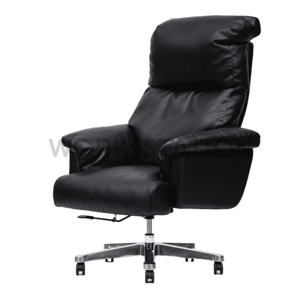 เก้าอี้หนังสีดำ เก้าอี้ผู้บริหาร