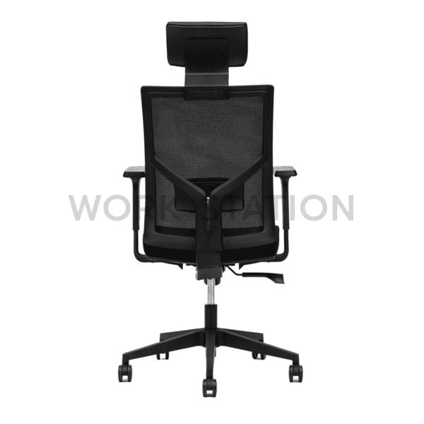 เก้าอี้สำนักงาน สีดำ รุ่น 226A