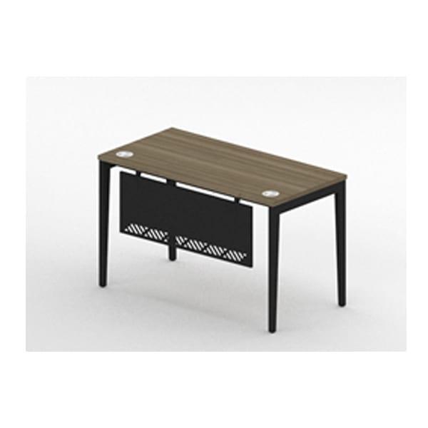โต๊ะทำงาน โต๊ะทำงานขาตรง
