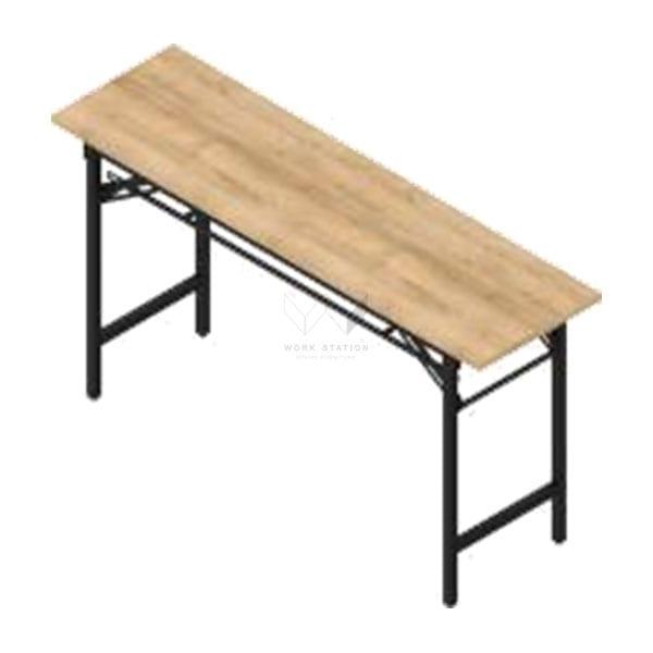โต๊ะเทรนนิ่ง พับเก็บได้ แข็งเเรง