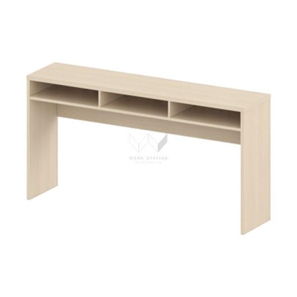 โต๊ะอบรม สี European Oka 3 ลื้นชัก